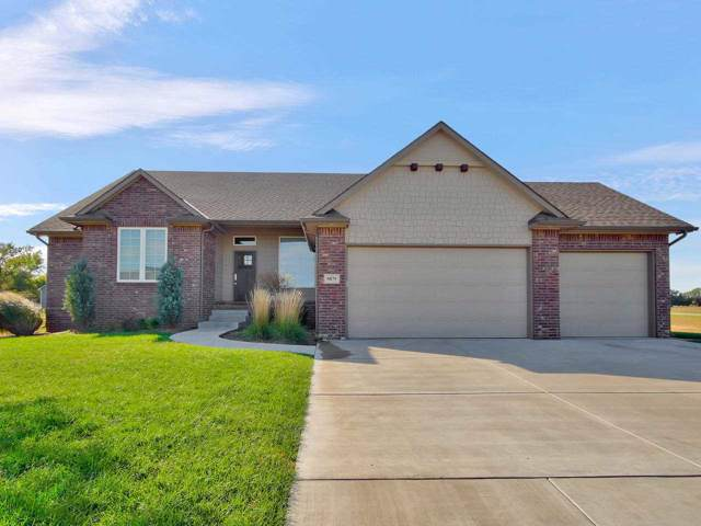 5875 E Central Park, Bel Aire, KS 67220 (MLS #573572) :: On The Move