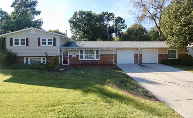 1123 N Acadia Ave, Wichita, KS 67212 (MLS #573573) :: Pinnacle Realty Group