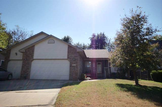 7423 W Westlawn St, Wichita, KS 67212 (MLS #573574) :: Pinnacle Realty Group