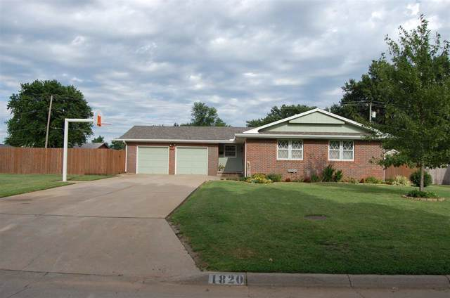 1820 N Eleanor, Kingman, KS 67068 (MLS #573575) :: On The Move
