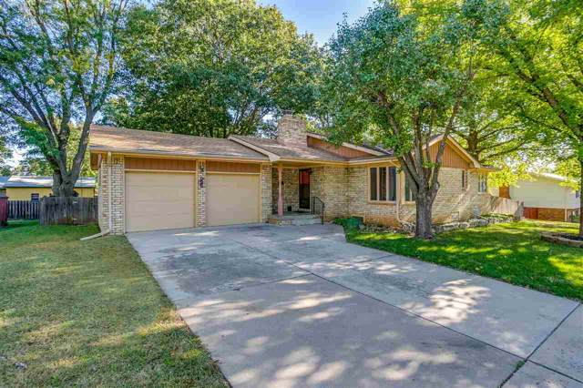 912 E Wedgewood Dr, Derby, KS 67037 (MLS #573576) :: Lange Real Estate
