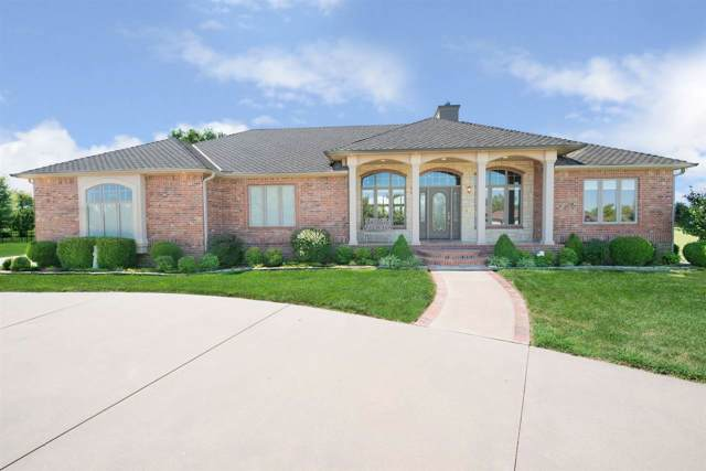 2715 Yaeger Dr, Winfield, KS 67156 (MLS #573578) :: On The Move