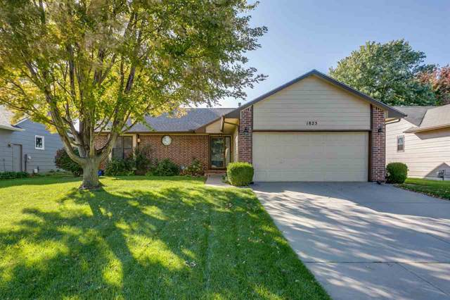 1825 N Stoney Point St, Wichita, KS 67212 (MLS #573587) :: On The Move