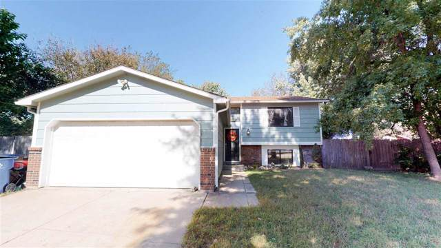 304 E Maywood St, Wichita, KS 67216 (MLS #573588) :: Pinnacle Realty Group