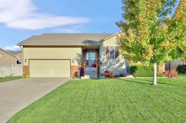 3586 N Forest Ridge St, Wichita, KS 67205 (MLS #573596) :: Pinnacle Realty Group