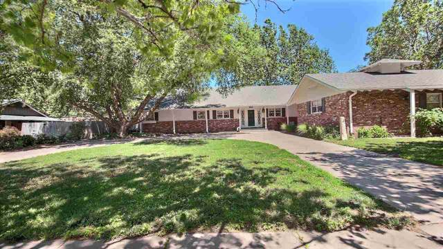 550 N Armour St, Wichita, KS 67206 (MLS #573603) :: Lange Real Estate