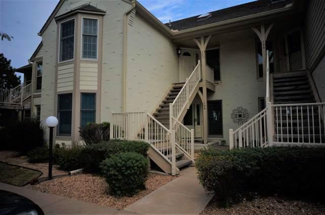 2614 N Executive Way Apt 104, Wichita, KS 67226 (MLS #573611) :: Lange Real Estate