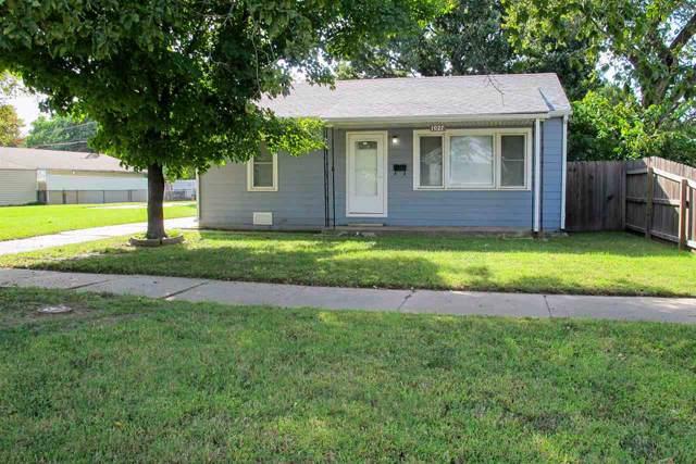 1027 S Martinson St, Wichita, KS 67213 (MLS #573621) :: On The Move