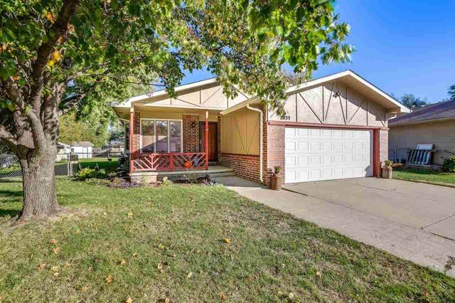 2035 N Shefford Ct, Wichita, KS 67212 (MLS #573624) :: On The Move