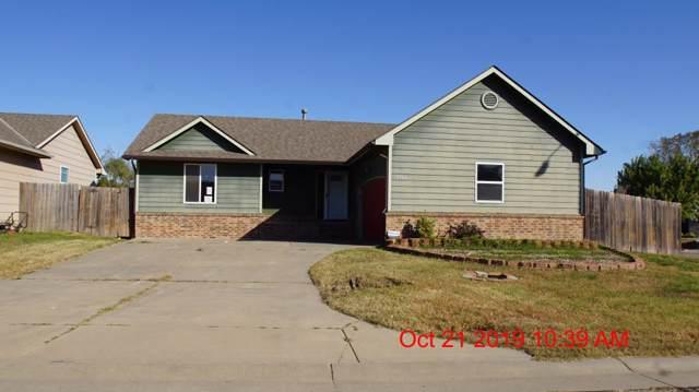 5906 E Pembrook, Wichita, KS 67220 (MLS #573625) :: Lange Real Estate