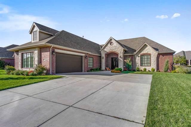 10224 E Crestwood St, Wichita, KS 67206 (MLS #573628) :: Lange Real Estate