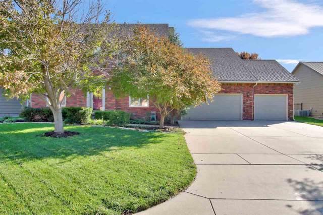 11817 W Alderny Ct, Wichita, KS 67212 (MLS #573631) :: Lange Real Estate