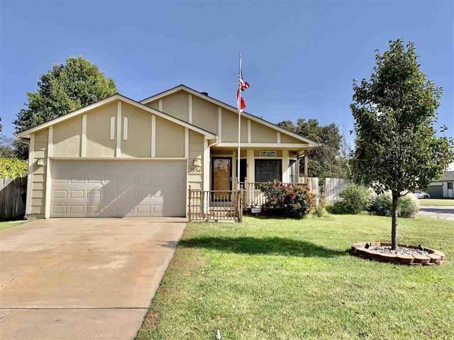3934 S Brummett Cir, Wichita, KS 67215 (MLS #573634) :: Lange Real Estate