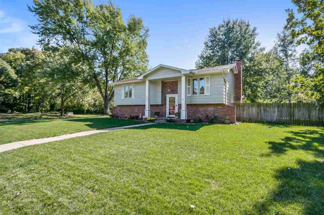 1113 E Post Oak St, Derby, KS 67037 (MLS #573643) :: Lange Real Estate