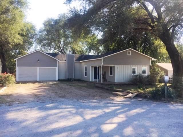 801 E Mulvane, Mulvane, KS 67110 (MLS #573644) :: Lange Real Estate