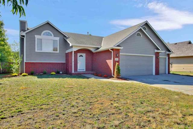 201 N Prairie Creek Ct, Kechi, KS 67067 (MLS #573648) :: Lange Real Estate