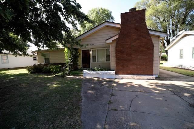 243 S Western Ave, Haysville, KS 67060 (MLS #573650) :: Lange Real Estate