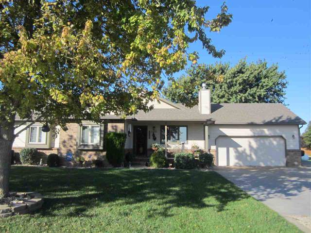 2201 N Forestview St, Wichita, KS 67223 (MLS #573659) :: On The Move