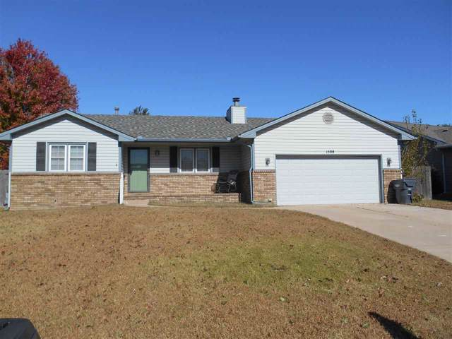 1508 W Loring St., Haysville, KS 67060 (MLS #573684) :: Lange Real Estate