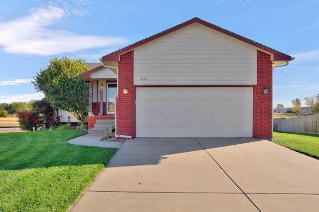 3448 N Lake Ridge Ct, Wichita, KS 67205 (MLS #573688) :: On The Move