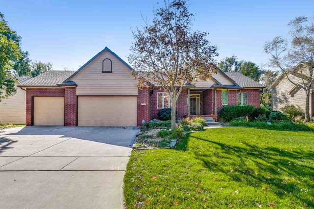 2945 N Wild Rose Ct, Wichita, KS 67205 (MLS #573690) :: On The Move