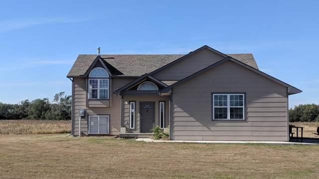 11621 S 159th St E, Mulvane, KS 67110 (MLS #573691) :: Lange Real Estate