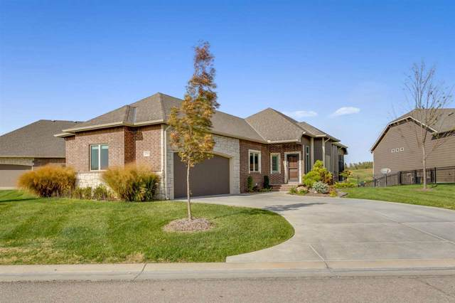 15702 E Majestic St, Wichita, KS 67230 (MLS #573697) :: On The Move