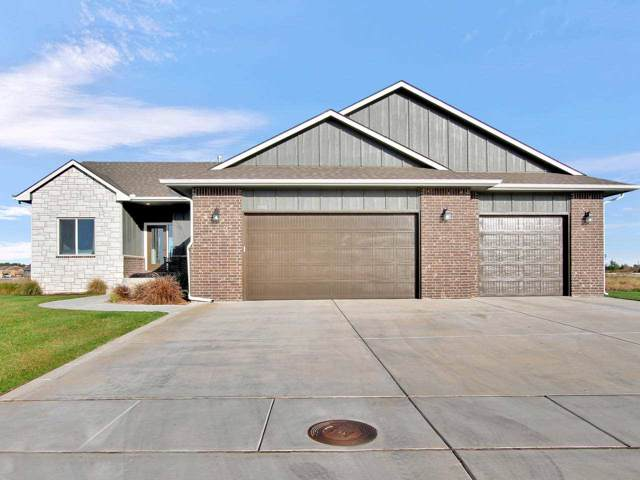 505 S Horseshoe Bnd, Maize, KS 67101 (MLS #573758) :: On The Move
