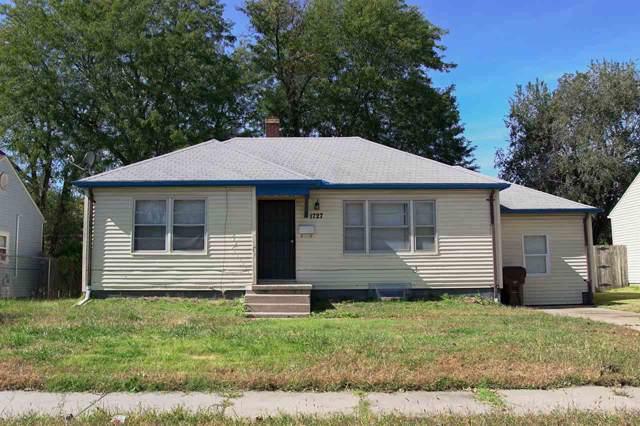 1727 N Northeast Pkwy, Wichita, KS 67208 (MLS #573788) :: On The Move