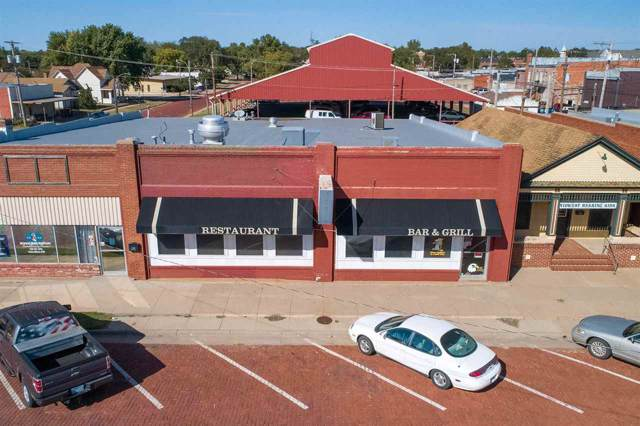 130 W A Ave, Kingman, KS 67068 (MLS #573803) :: Lange Real Estate