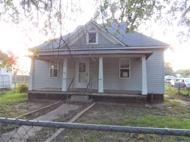 536 S Anthony Ave, Anthony, KS 67003 (MLS #573843) :: Jamey & Liz Blubaugh Realtors