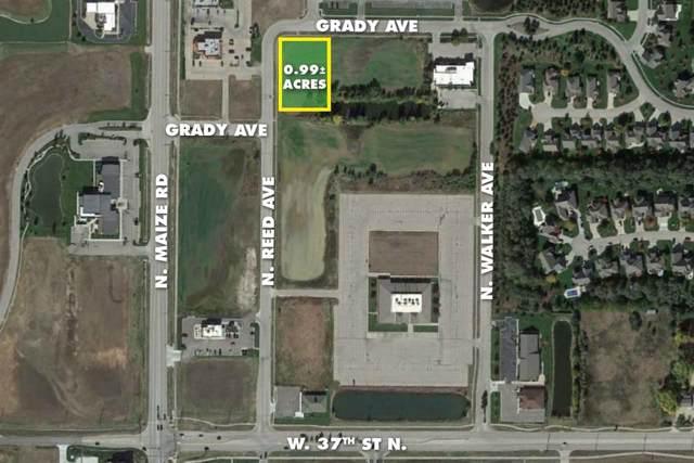 .99 +/- Acres Grady Ave & Reed Ave, Maize, KS 67101 (MLS #573864) :: Lange Real Estate