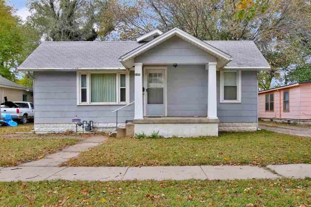 2435 N Rosenthal Ave, Wichita, KS 67204 (MLS #573868) :: On The Move