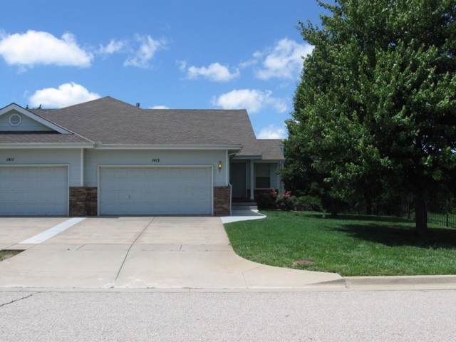 1413 N Glancey, Andover, KS 67002 (MLS #573888) :: On The Move
