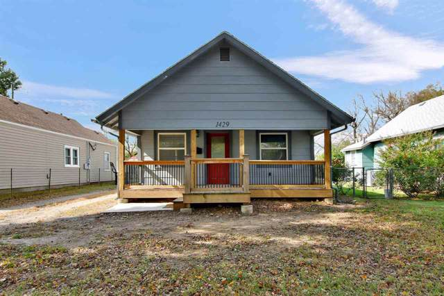 1429 Dearborn St, Augusta, KS 67010 (MLS #573889) :: On The Move