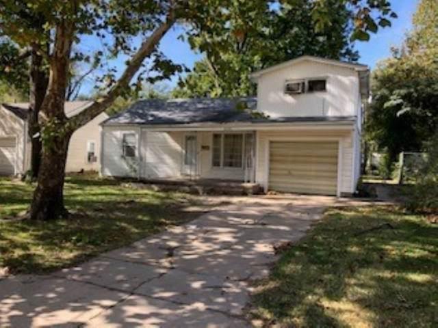 2133 S Green St, Wichita, KS 67211 (MLS #573903) :: Lange Real Estate