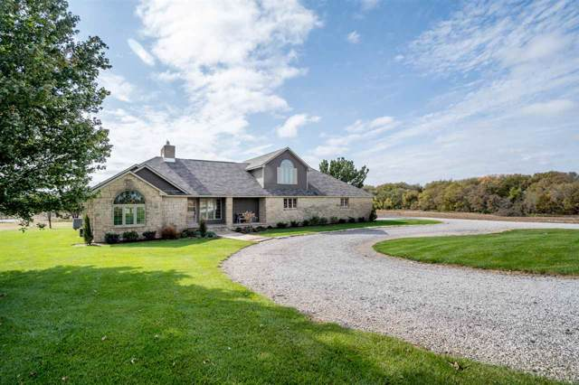 13623 SW 170TH ST, Rose Hill, KS 67133 (MLS #573904) :: On The Move