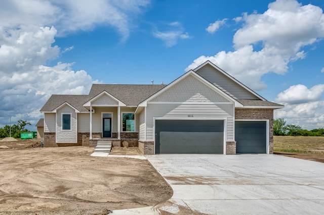 3412 S Lori Ct, Wichita, KS 67210 (MLS #573919) :: Lange Real Estate
