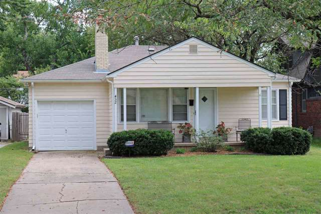 432 S Bluff Ave, Wichita, KS 67218 (MLS #573989) :: Pinnacle Realty Group