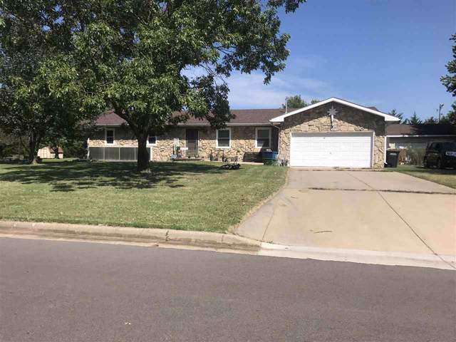 10 E Woodland Dr, Augusta, KS 67010 (MLS #574026) :: On The Move