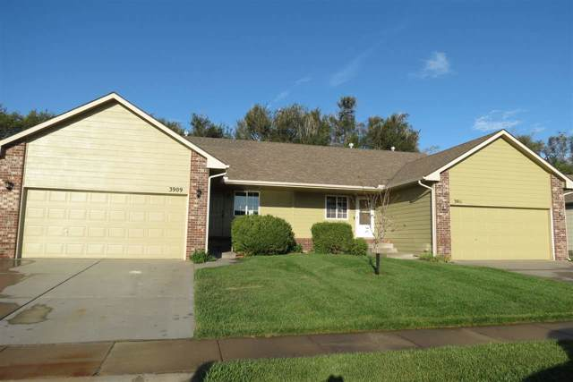 3909 N Pepper Ridge St 3911 PEPPER RID, Wichita, KS 67205 (MLS #574029) :: Lange Real Estate