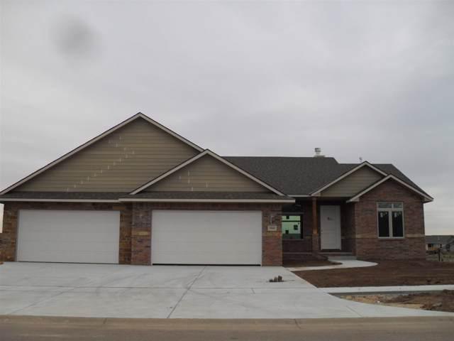 1542 N Obsidian, Wichita, KS 67235 (MLS #574042) :: Lange Real Estate