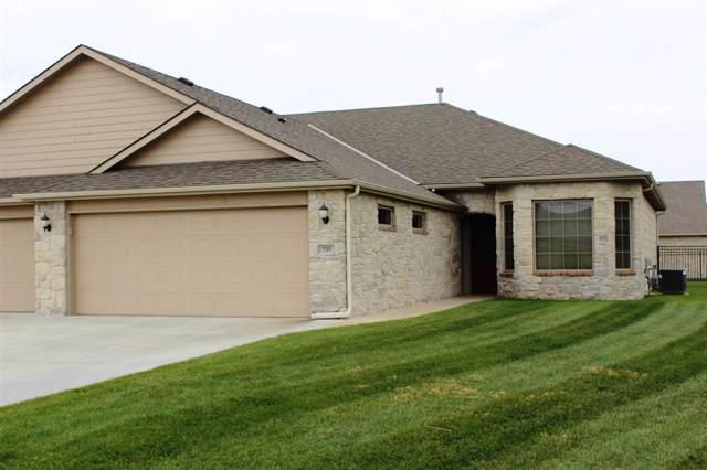 735 W Cottonwood, Valley Center, KS 67147 (MLS #574049) :: Lange Real Estate