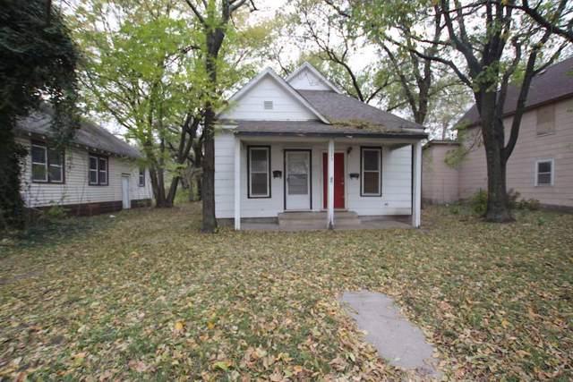 1009 S Saint Francis St #1 And #2, Wichita, KS 67211 (MLS #574076) :: On The Move