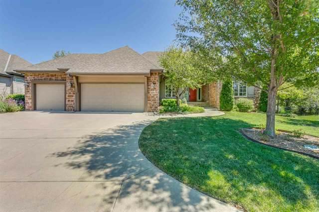 2224 N Williamsgate Ct, Wichita, KS 67228 (MLS #574129) :: Lange Real Estate