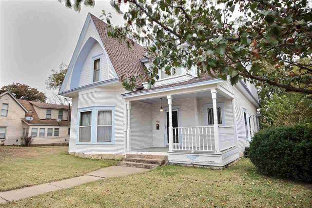 802 State St, Augusta, KS 67010 (MLS #574175) :: On The Move