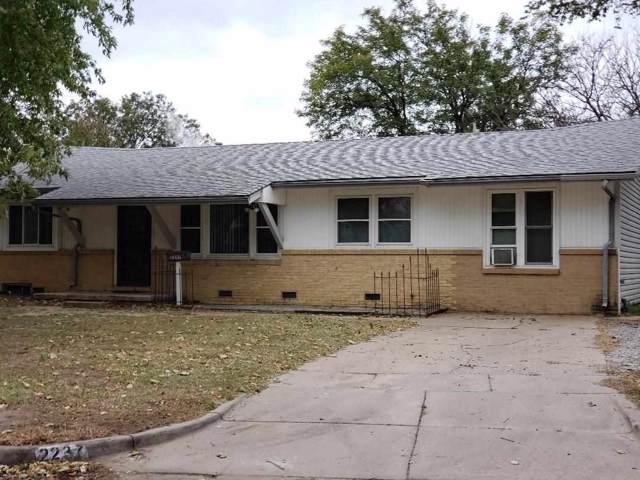 2237 S Oasge, Wichita, KS 67213 (MLS #574179) :: Lange Real Estate