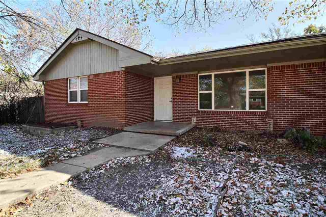 1706 N Terry Ln, Andover, KS 67002 (MLS #574183) :: On The Move