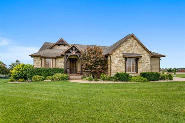 3233 Willow Creek, Rose Hill, KS 67133 (MLS #574244) :: On The Move