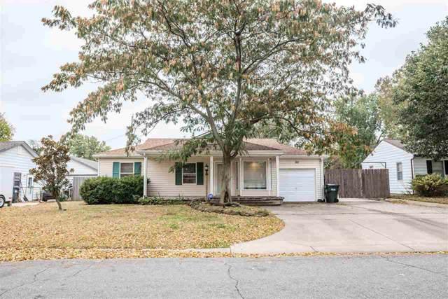 511 W 4TH ST, Haysville, KS 67060 (MLS #574248) :: Lange Real Estate